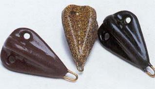Различные карповые грузила