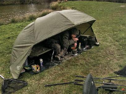 Карповвая палатка