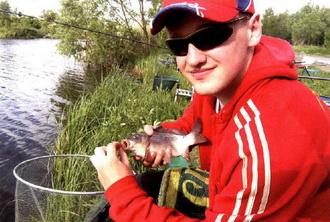 Известный рыболов