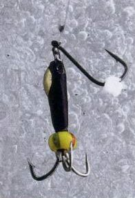 Приманка догонялка для зимней рыбалки