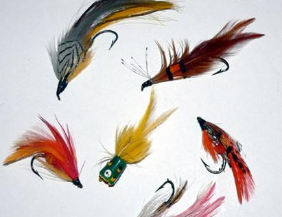 Стриммеры для ловли чехони