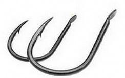 Крючки с лопаточкой для ловли рыбы