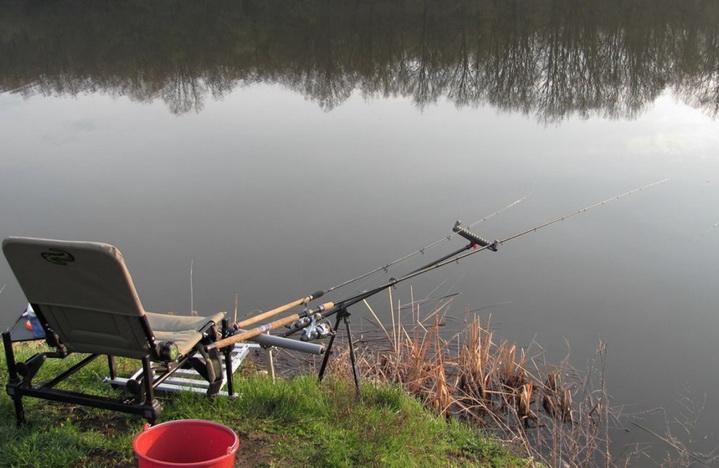 Пикерные снасти и рыболовное оборудование
