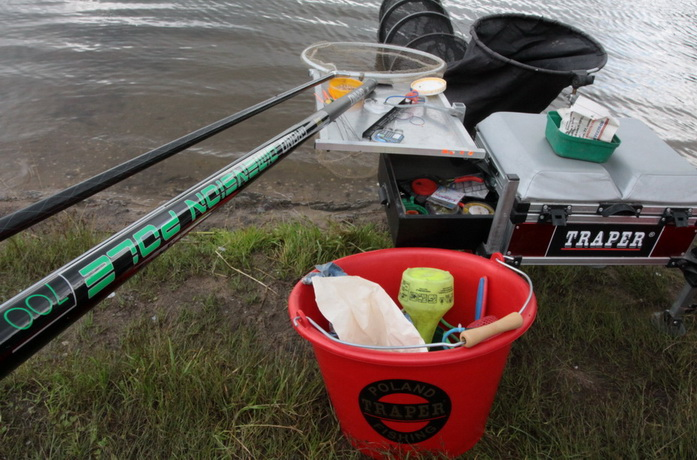 Рыболовное место должно быть качественно оборудовано