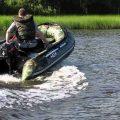 Лодки и моторы для рыбалки. Выбор и эксплуатация.