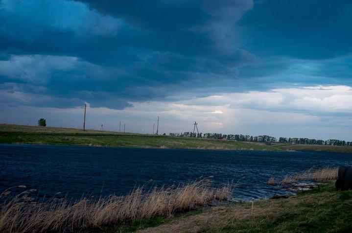 Клевая ветренная погода