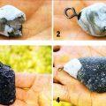 Камни в качестве грузил — назад в каменный век