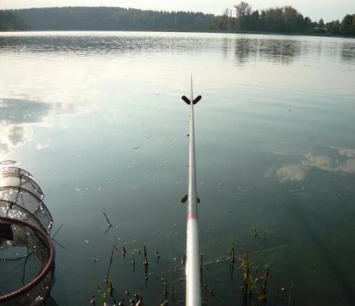 рыбалка с маховой удочкой