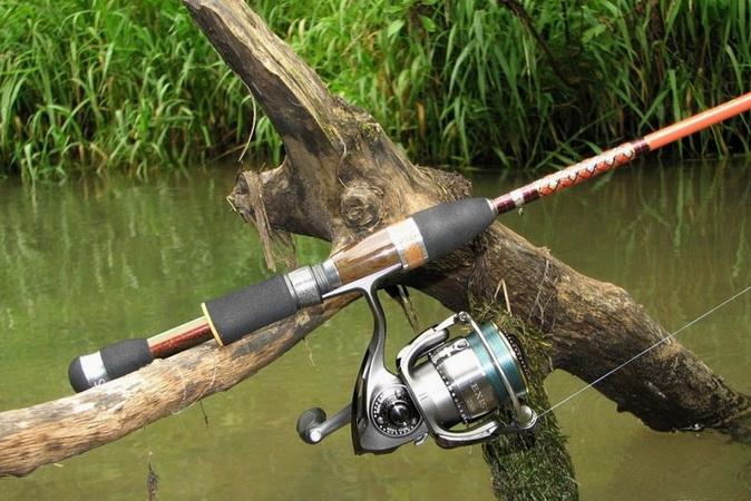 выбор спиннинга для рыбалки