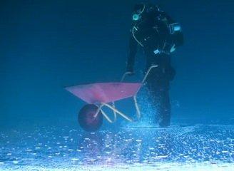 Под водой в царстве рыб и мормышек