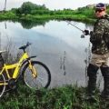 Оснащение спиннингиста и тактика ловли в пойменных озерах