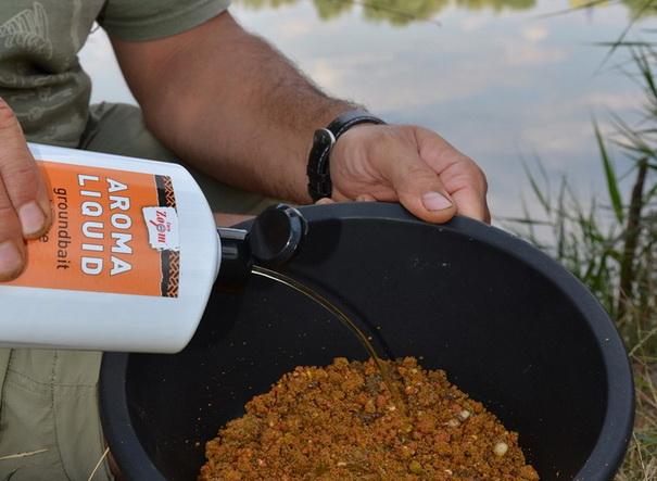 Настойки, ликвиды и ферменты для рыбы
