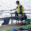 Подсачек, подставка под удилища, столик, стульчик, платформа для рыбалки – как оборудовать рыболовное место