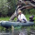 Ловля карася на сильно заросших водоемах