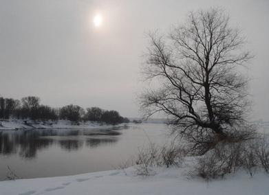 ловля на удочку зимой и весной