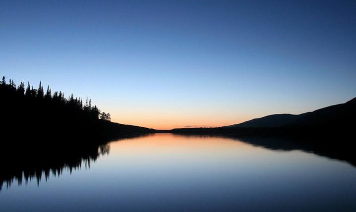 Щука на реке ночью тоже ловится