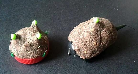 пенопластовые шарики для ловли карпа